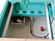 Water-cooled block saw M400 SMART - IMER INTERNATIONAL