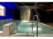 Hydromassage swimming pool Hydromassage swimming pool - Happy Sauna