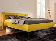 Upholstered fabric double bed METIS PLUS | Fabric bed - Hülsta-Werke Hüls