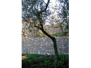 Outdoor reconstructed stone wall tiles VICENTINA - ITALPIETRA