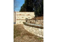Ecological reconstructed stone wall tiles SASSO RUSTICO - ITALPIETRA