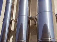 Stainless steel flue THERMINOX - ALA - Distributore POUJOULAT