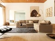 Corner sectional sofa CONSETA | Corner sofa - COR Sitzmöbel Helmut Lübke