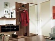 Wall-mounted walnut hallway unit TAMETA | Walnut hallway unit - Hülsta-Werke Hüls