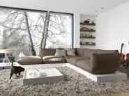 Sectional fabric sofa JALIS | Sofa - COR Sitzmöbel Helmut Lübke