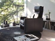 Recliner armchair with footstool CONSETA | Recliner armchair - COR Sitzmöbel Helmut Lübke