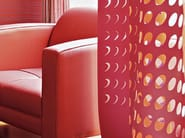 Fire retardant polyester fabric for curtains SESAME - Élitis