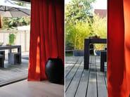 Exterior acrylic fabric fabric STROMBOLI - Élitis