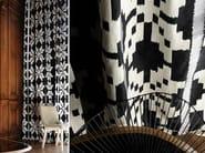 Cotton fabric for curtains ZADIG - Élitis