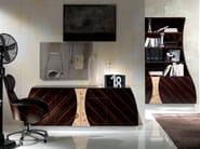 Wooden sideboard CARTESIO | Sideboard - Carpanelli Contemporary