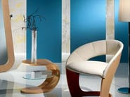 Armchair with armrests IRIDE | Armchair - Carpanelli Contemporary