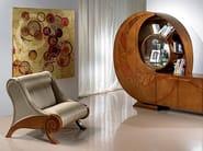 Wooden sideboard with doors CHIOCCIOLA - Carpanelli Contemporary