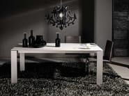 Extending glass dining table ET 1000 PLUS | Dining table - Hülsta-Werke Hüls