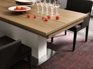 Extending lacquered dining table ET 1500 | Dining table - Hülsta-Werke Hüls