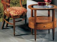 Cherry wood bedside table ELLITTICO | Bedside table - Carpanelli Classic