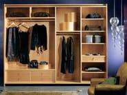 Classic style wooden wardrobe ARTE   Wardrobe - Carpanelli Classic