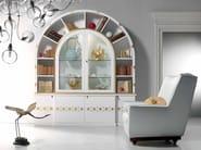 Bookcase Display cabinet ARCO DUE - Carpanelli Classic
