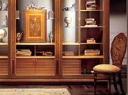 Mahogany chair ROSA GIALLA - Carpanelli Classic