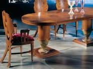 Cherry wood chair COROLLA - Carpanelli Classic