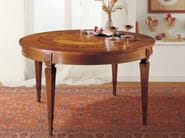 Extending round table Extending table - Carpanelli Classic
