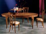 Extending oval table ARTE | Extending table - Carpanelli Classic
