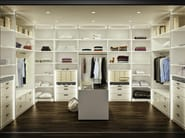 Contemporary style walk-in wardrobe MULTI-FORMA II | Walk-in wardrobe - Hülsta-Werke Hüls
