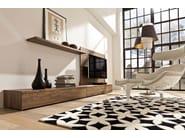 Low wooden TV cabinet TAMETA | TV cabinet - Hülsta-Werke Hüls