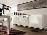 Lacquered sideboard with doors with drawers TAMETA | Sideboard - Hülsta-Werke Hüls