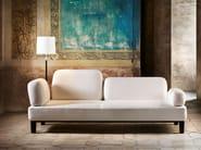Sofa with integrated magazine rack FLOYD | Sofa - Wittmann