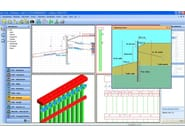 Retaining wall calculation CDB Win - S.T.S. SOFTWARE TECNICO SCIENTIFICO
