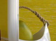 Paper yarn wall tiles CEBU - Élitis