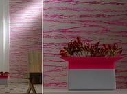 Paper yarn wall tiles BORACAI - Élitis