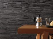 Paper yarn wall tiles ROPPONGI - Élitis