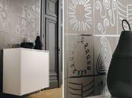 Indoor polyester wall tiles ALLIANCES - Élitis