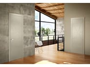 Hinged wooden door INVERSA | Hinged door - PIVATO