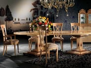 Maple dining table DALÌ | Table - Carpanelli Classic