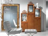 Wall-mounted framed mirror DALÌ | Mirror - Carpanelli Classic