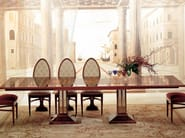 Extending dining table LUCI DELLA RIBALTA - Carpanelli Classic