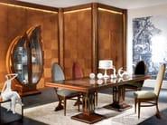 Walnut boiserie / door Boiserie - Carpanelli Classic