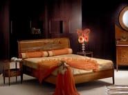 Zebrano double bed ZEBRANO | Bed - Carpanelli Classic