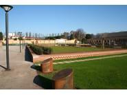 Roof garden system PERLIROOF® INTENSIVO LEGGERO - Perlite Italiana