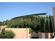 Roof garden system PERLIROOF® INCLINATO INTENSIVO - Perlite Italiana