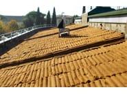 Roof garden system PERLIROOF® ESTENSIVO - Perlite Italiana