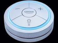 Electronic bathtub mixer with hand shower ONDUS® VERIS DIGITAL | Bathtub mixer - Grohe