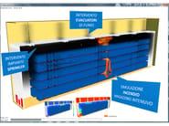 CPI win® FSE - Simulazione incendio magazzino