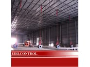 Instrumentation for load test and trial Load tests - Edilcontrol
