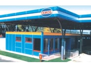 Ventilated facade TUDERBOND® - ELCOM SYSTEM