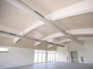 Sound absorbing MDF ceiling tiles SOUNDLESS | Ceiling tiles - ITP