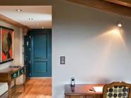 Wall lamp / ceiling lamp BELUGA COLOUR | Wall lamp - Fabbian