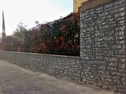 Cement wall tiles with stone effect IDEAL WALL - IDEAL WORK